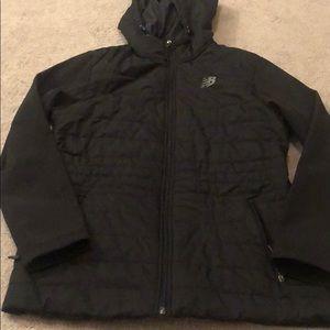BNWOT New Balance Hooded Jacket